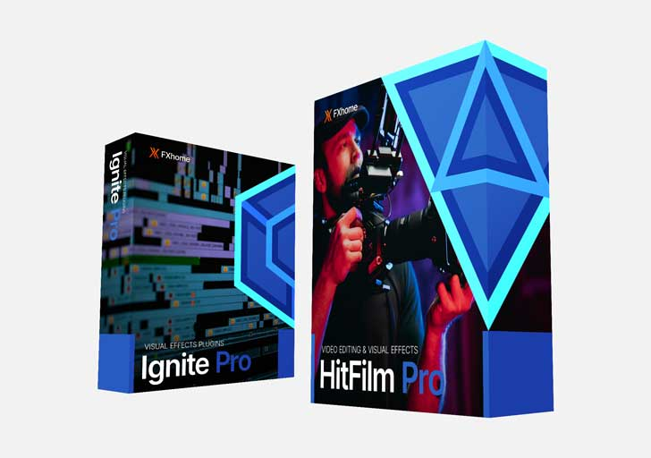 HitFilm Pro Video Bundle with Ignite Pro