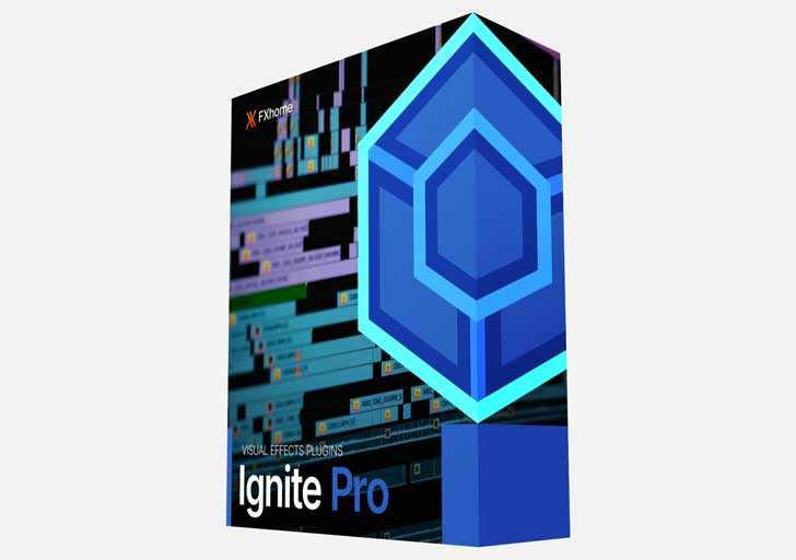 Ignite Pro VFX plugins for After Effects, Premiere